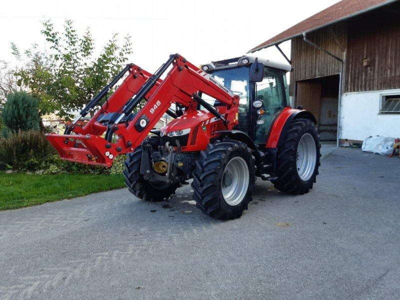 Traktor des Typs Massey Ferguson 5610 Dyna 4, Gebrauchtmaschine in Legau (Bild 9)