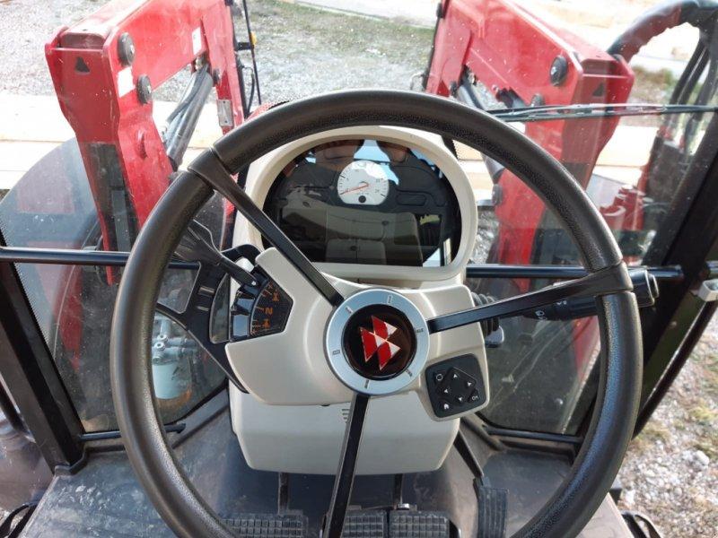 Traktor des Typs Massey Ferguson 5610 Dyna 4, Gebrauchtmaschine in Legau (Bild 15)
