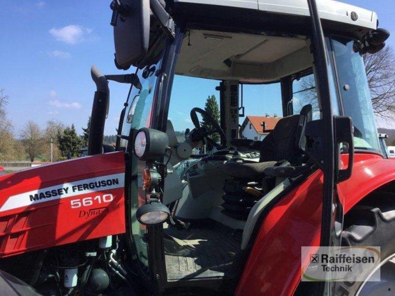 Traktor типа Massey Ferguson 5610 Dyna-4, Gebrauchtmaschine в Trendelburg (Фотография 5)