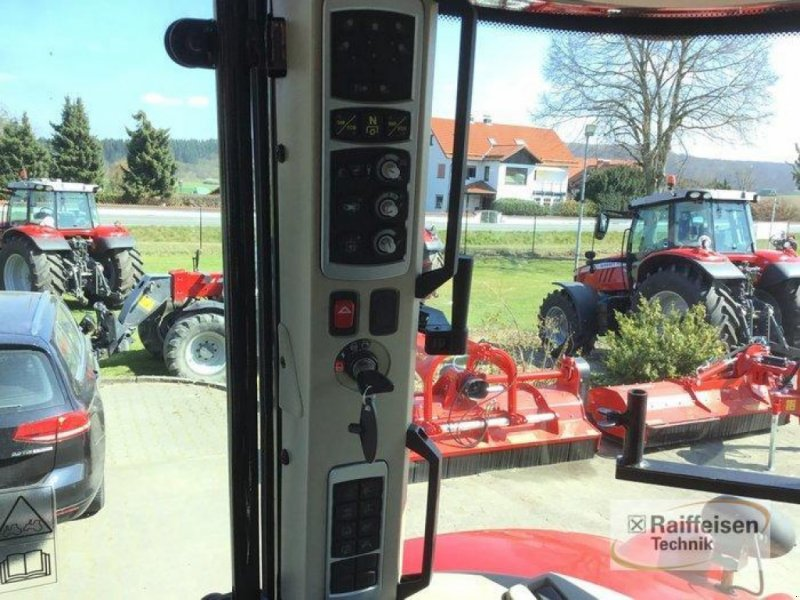 Traktor типа Massey Ferguson 5610 Dyna-4, Gebrauchtmaschine в Trendelburg (Фотография 9)