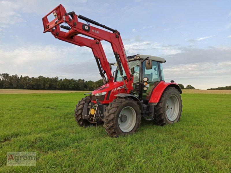 Traktor des Typs Massey Ferguson 5610 Dyna 4, Gebrauchtmaschine in Herrenberg-Gültstein (Bild 1)
