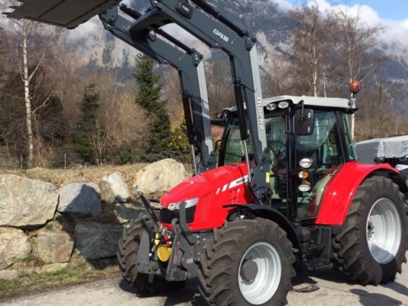 Traktor tipa Massey Ferguson 5610 Dyna 4, Gebrauchtmaschine u inzing (Slika 2)