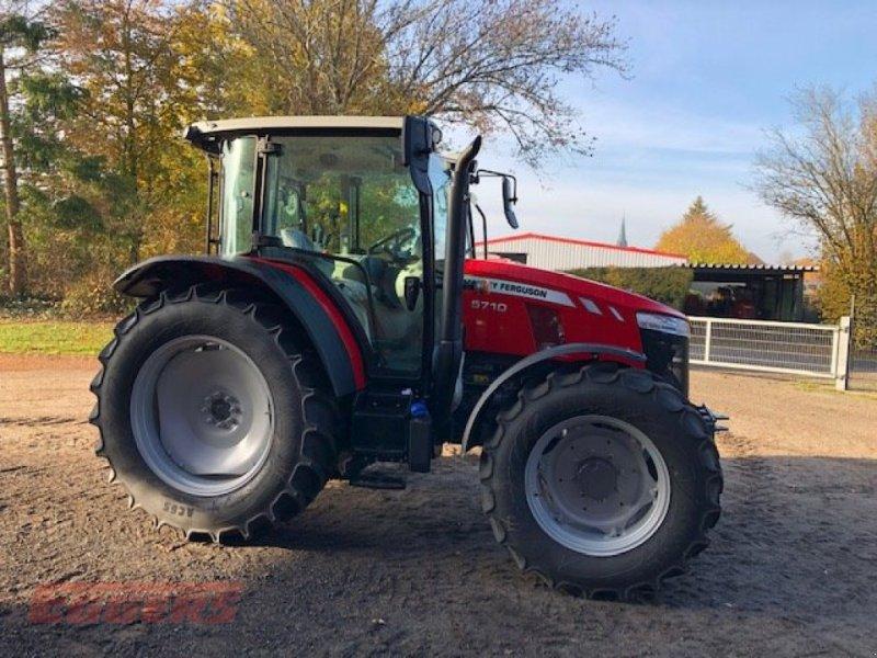 Traktor des Typs Massey Ferguson 5710 Cab Essential, Neumaschine in Suhlendorf (Bild 5)