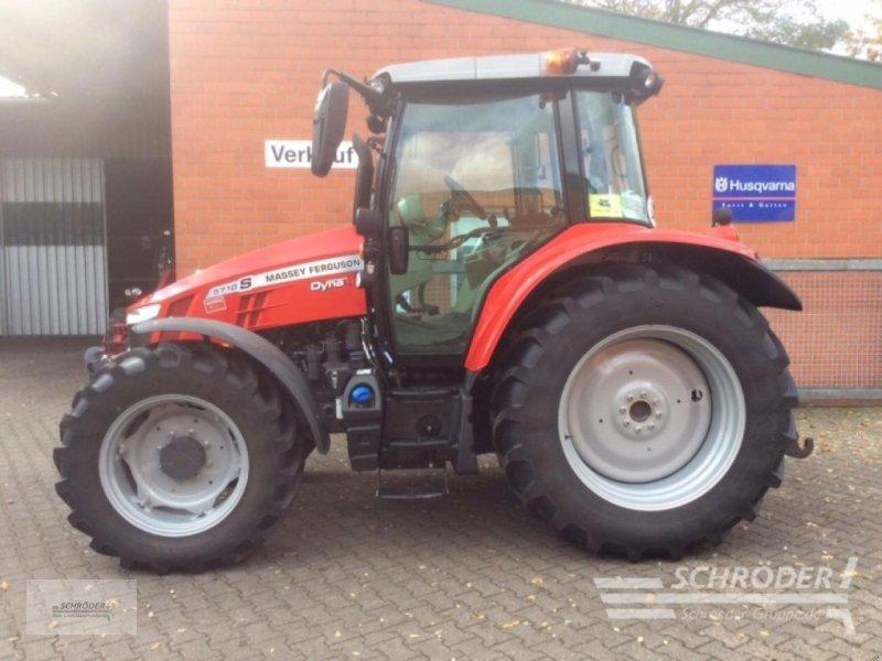 Traktor типа Massey Ferguson 5710 Dyna-4 S Essential, Gebrauchtmaschine в Lastrup (Фотография 1)