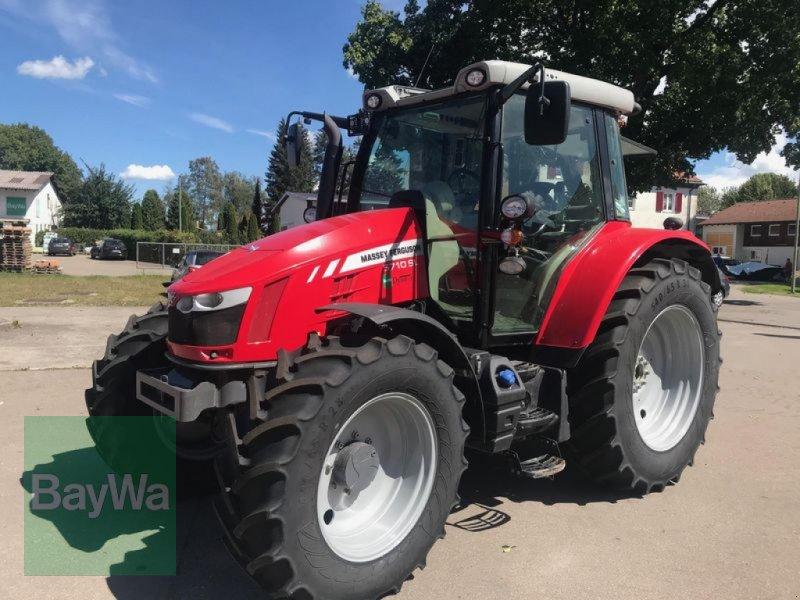 Traktor des Typs Massey Ferguson 5710 SL DYNA-4 EFFICIENT, Gebrauchtmaschine in Legau (Bild 1)