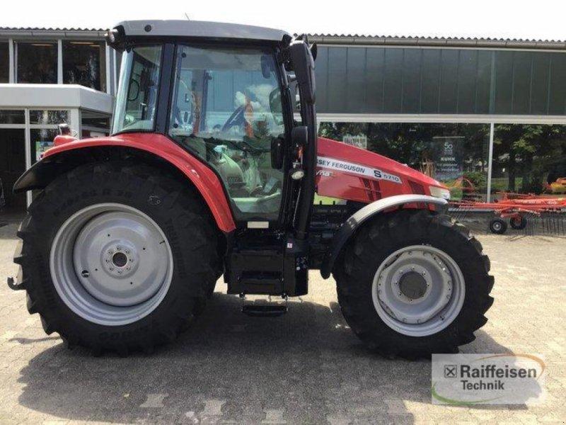 Traktor des Typs Massey Ferguson 5710S Dyna4 Ef, Gebrauchtmaschine in Trendelburg (Bild 2)