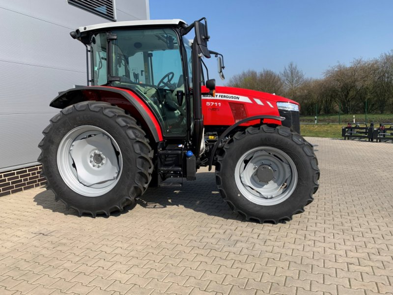 Traktor a típus Massey Ferguson 5711 Dyna 4, Neumaschine ekkor: Sulingen (Kép 6)