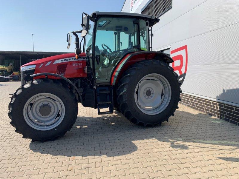 Traktor a típus Massey Ferguson 5711 Dyna 4, Neumaschine ekkor: Sulingen (Kép 5)