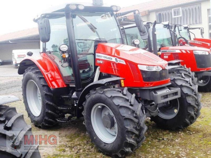 Traktor typu Massey Ferguson 5711 S - DYNA6, Neumaschine w Dummerstorf OT Petschow (Zdjęcie 1)