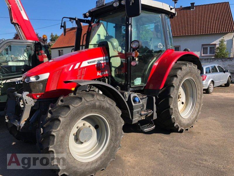 Traktor a típus Massey Ferguson 5712 SL Dyna-6 Efficient, Gebrauchtmaschine ekkor: Weinsheim (Kép 1)