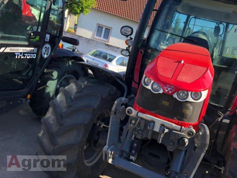 Traktor a típus Massey Ferguson 5712 SL Dyna-6 Efficient, Gebrauchtmaschine ekkor: Weinsheim (Kép 4)