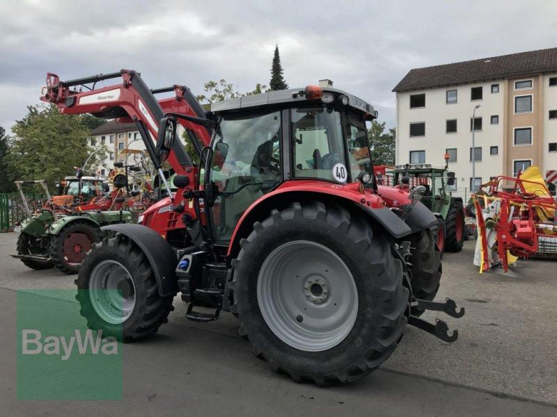 Traktor des Typs Massey Ferguson 5713S DYNA-6 EFFICIENT, Neumaschine in Erding (Bild 2)
