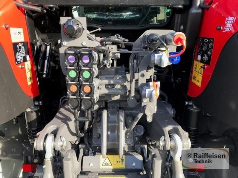 Traktor des Typs Massey Ferguson 5713S Dyna-6 Efficient, Gebrauchtmaschine in Eslohe (Bild 7)
