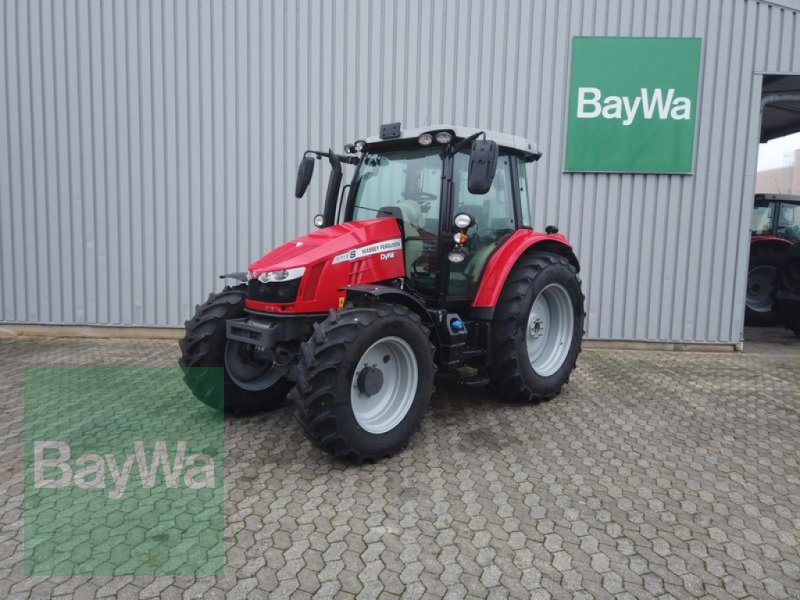 Traktor du type Massey Ferguson 5713S DYNA-6 EFFICIENT, Gebrauchtmaschine en Manching (Photo 1)