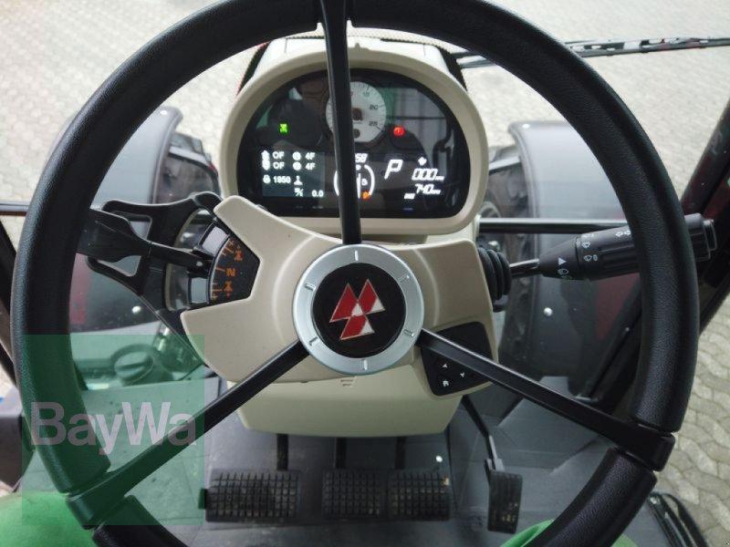 Traktor des Typs Massey Ferguson 5713S DYNA-6 EFFICIENT, Gebrauchtmaschine in Manching (Bild 8)