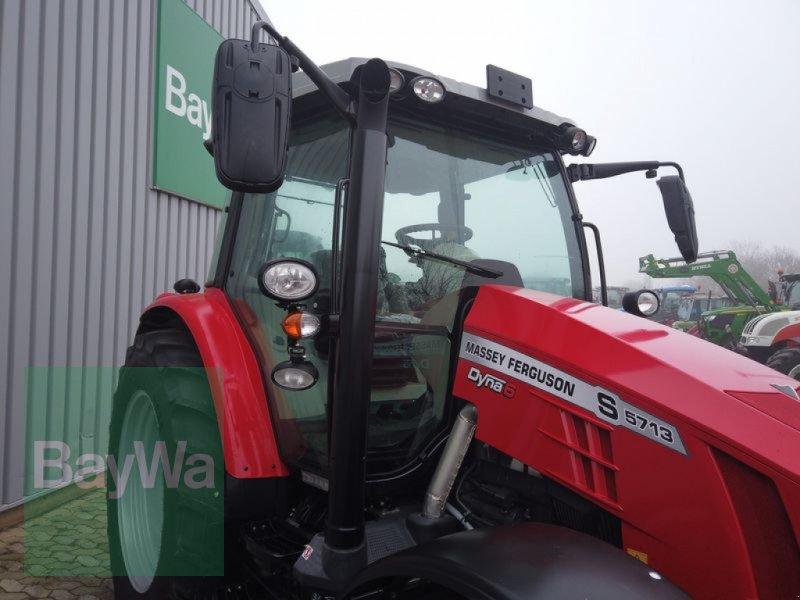 Traktor des Typs Massey Ferguson 5713S DYNA-6 EFFICIENT, Gebrauchtmaschine in Manching (Bild 14)