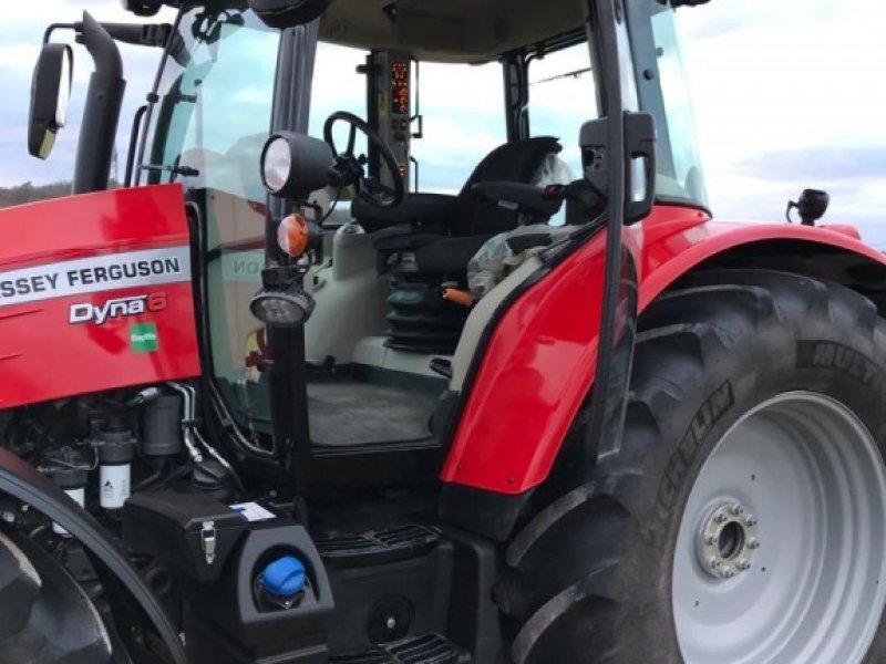 Traktor des Typs Massey Ferguson 5713S Dyna-6, Gebrauchtmaschine in Ansbach (Bild 7)