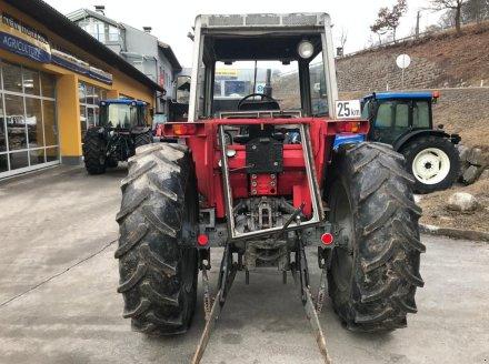 Traktor des Typs Massey Ferguson 575 Allrad, Gebrauchtmaschine in Burgkirchen (Bild 3)
