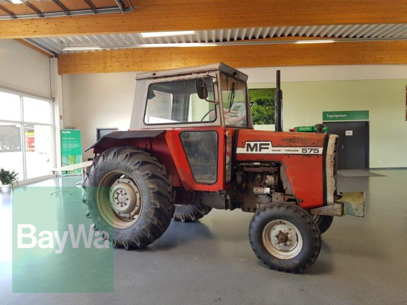 Traktor des Typs Massey Ferguson 575, Gebrauchtmaschine in Bamberg (Bild 1)