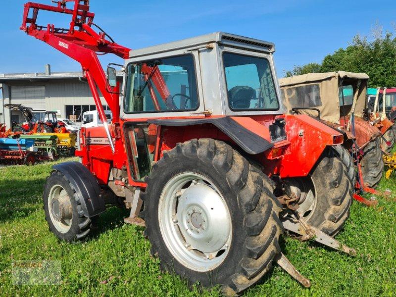 Traktor des Typs Massey Ferguson 590 A, Gebrauchtmaschine in Pfoerring (Bild 3)