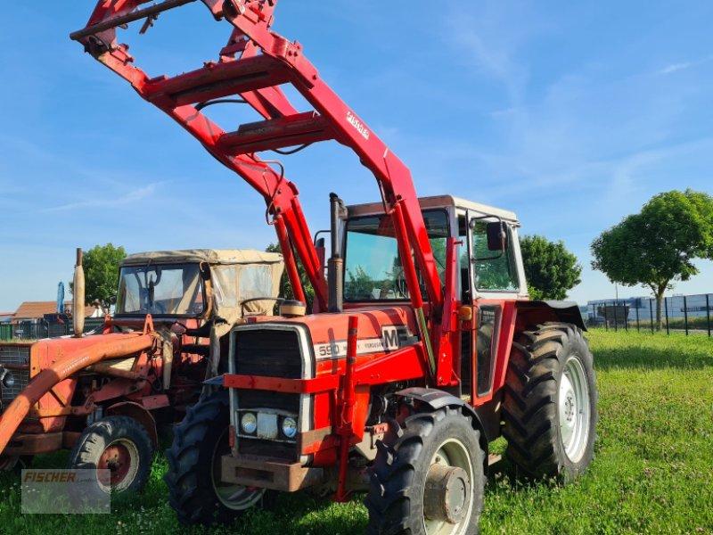 Traktor des Typs Massey Ferguson 590 A, Gebrauchtmaschine in Pfoerring (Bild 7)