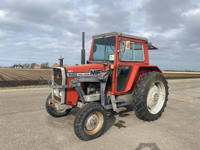 Traktor типа Massey Ferguson 590, Gebrauchtmaschine в Callantsoog (Фотография 1)