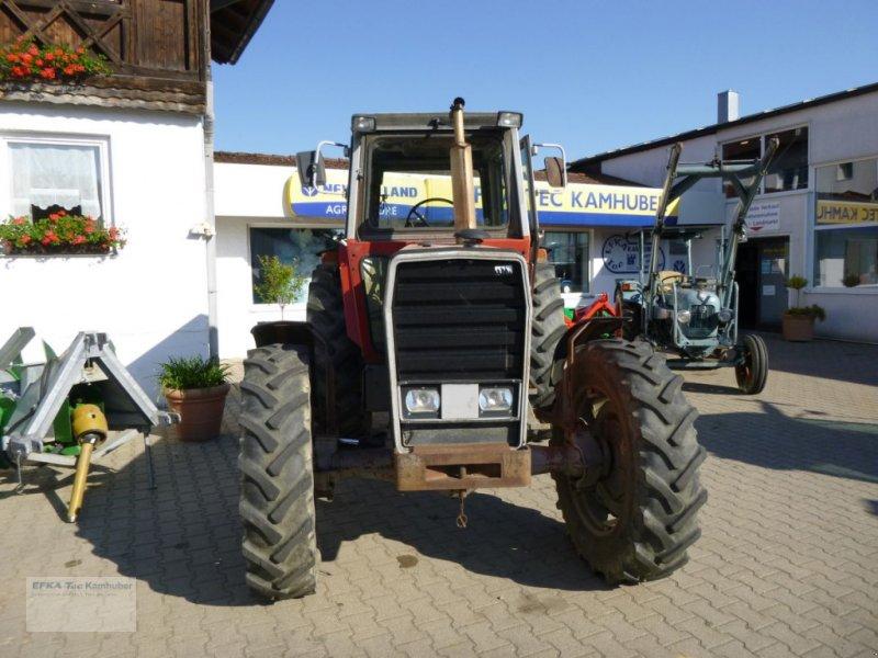 Traktor типа Massey Ferguson 595 Allrad, Gebrauchtmaschine в Erlbach (Фотография 1)