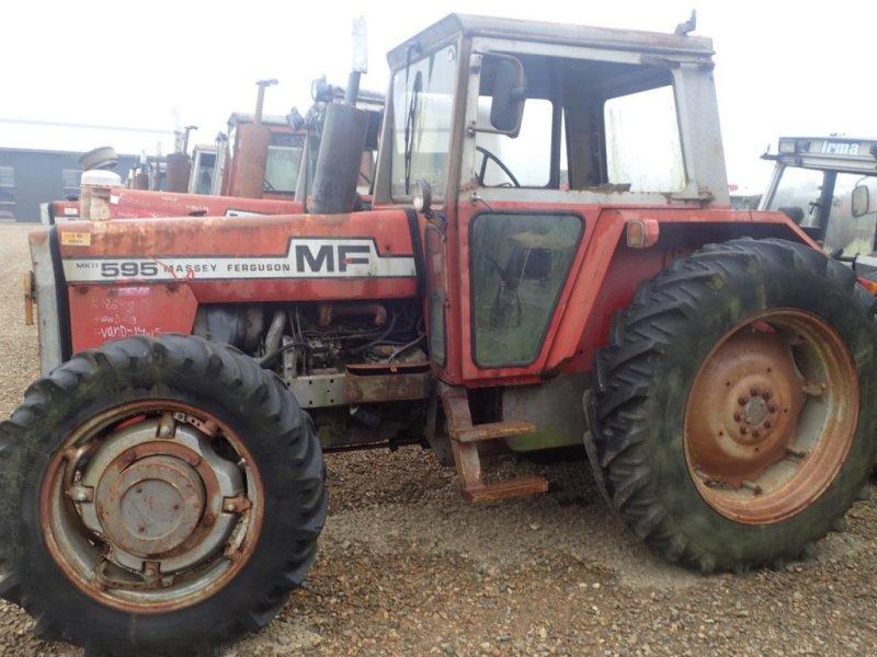 Traktor типа Massey Ferguson 595, Gebrauchtmaschine в Viborg (Фотография 2)