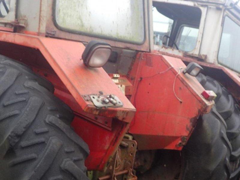 Traktor типа Massey Ferguson 595, Gebrauchtmaschine в Viborg (Фотография 4)