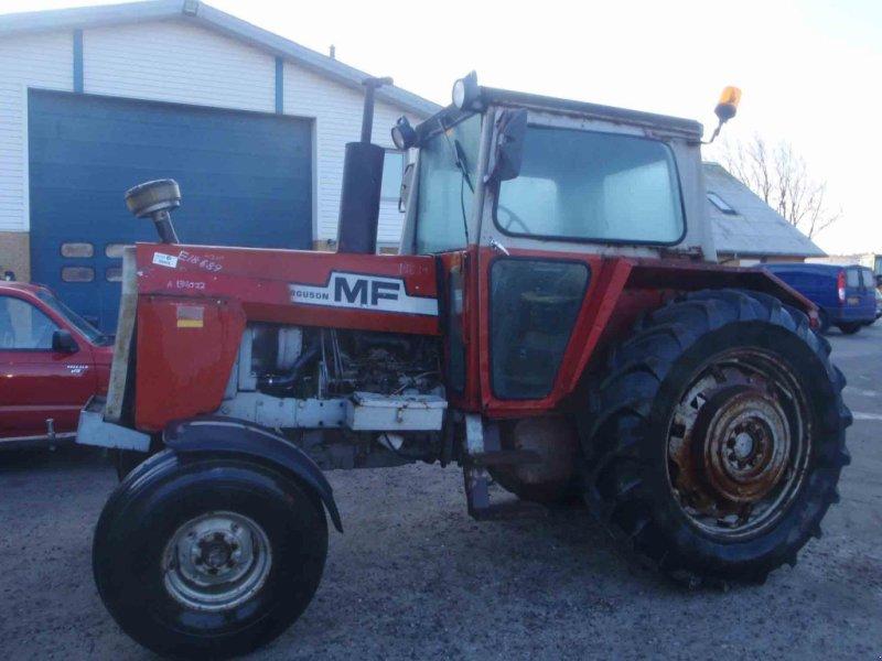 Traktor типа Massey Ferguson 595, Gebrauchtmaschine в Viborg (Фотография 1)