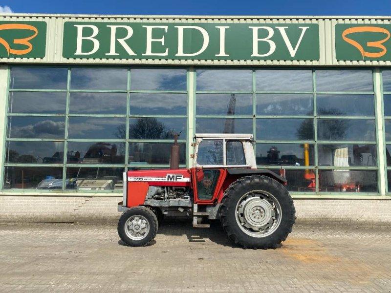 Traktor типа Massey Ferguson 595, Gebrauchtmaschine в Roosendaal (Фотография 1)