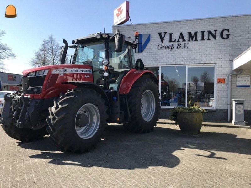Traktor типа Massey Ferguson 6, Gebrauchtmaschine в Zoetermeer (Фотография 1)