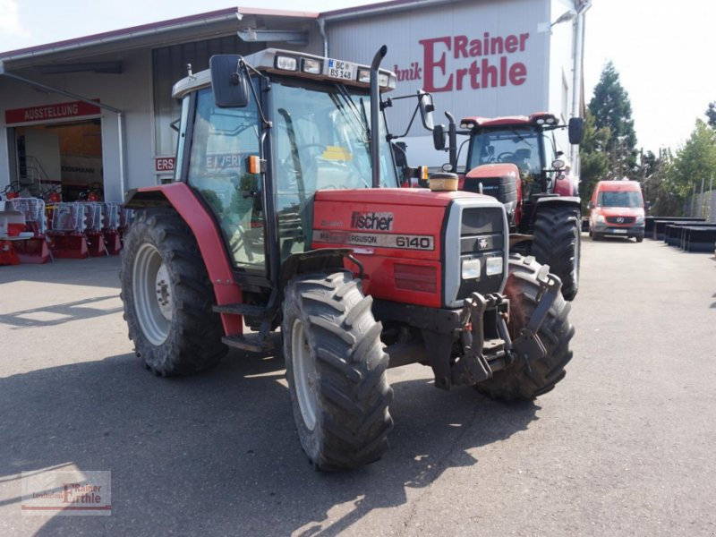 Traktor des Typs Massey Ferguson 6140 A, Gebrauchtmaschine in Erbach / Ulm (Bild 1)