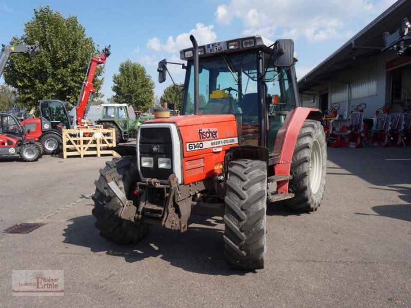 Traktor des Typs Massey Ferguson 6140 A, Gebrauchtmaschine in Erbach / Ulm (Bild 6)