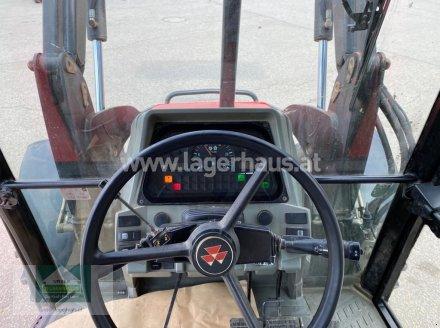 Traktor des Typs Massey Ferguson 6140, Gebrauchtmaschine in Klagenfurt (Bild 4)