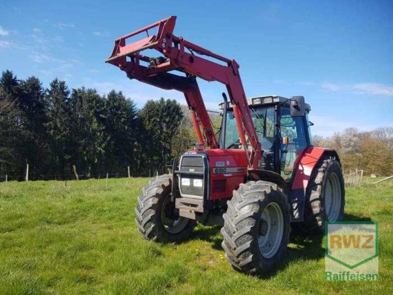 Traktor des Typs Massey Ferguson 6150, Gebrauchtmaschine in Wipperfürth (Bild 1)