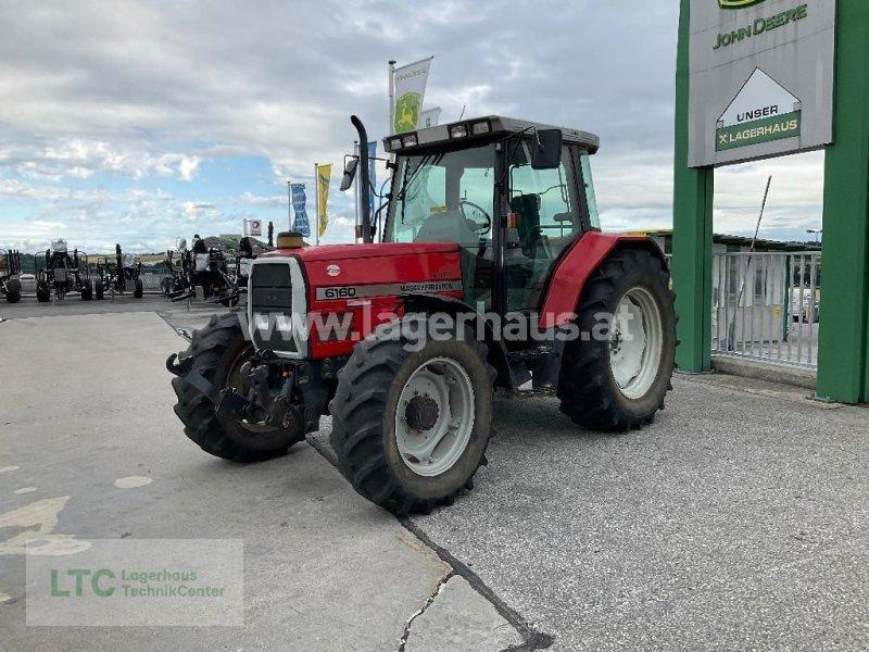 Traktor des Typs Massey Ferguson 6160 DYNASCHIFT, Gebrauchtmaschine in Zwettl (Bild 1)