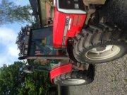 Massey Ferguson 6160 DYNASHIFT KUN 2400 Timer. Stor dækmontering Traktor