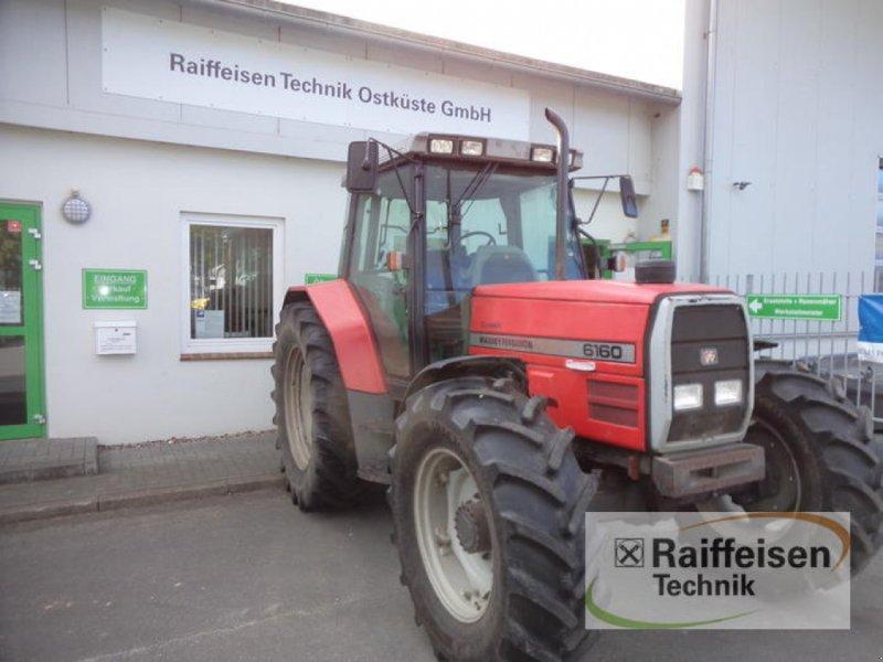 Traktor des Typs Massey Ferguson 6160 Dynashift, Gebrauchtmaschine in Eckernförde (Bild 2)