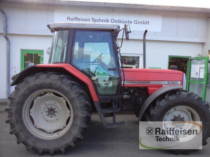 Traktor des Typs Massey Ferguson 6160 Dynashift, Gebrauchtmaschine in Eckernförde (Bild 8)