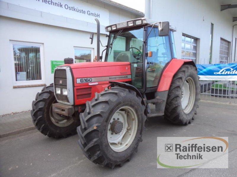 Traktor des Typs Massey Ferguson 6160 Dynashift, Gebrauchtmaschine in Eckernförde (Bild 5)