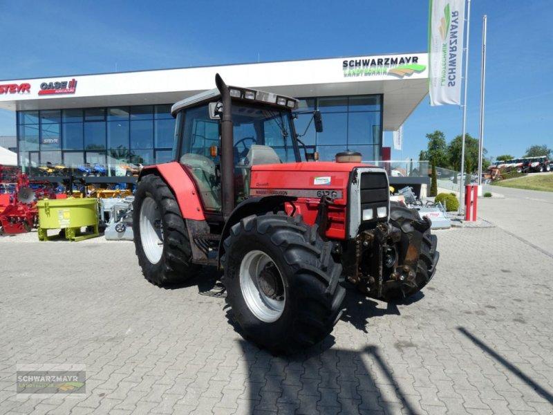Traktor des Typs Massey Ferguson 6170-4, Gebrauchtmaschine in Aurolzmünster (Bild 1)