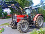 Massey Ferguson 6170 Frontlader+Druckluft Traktor