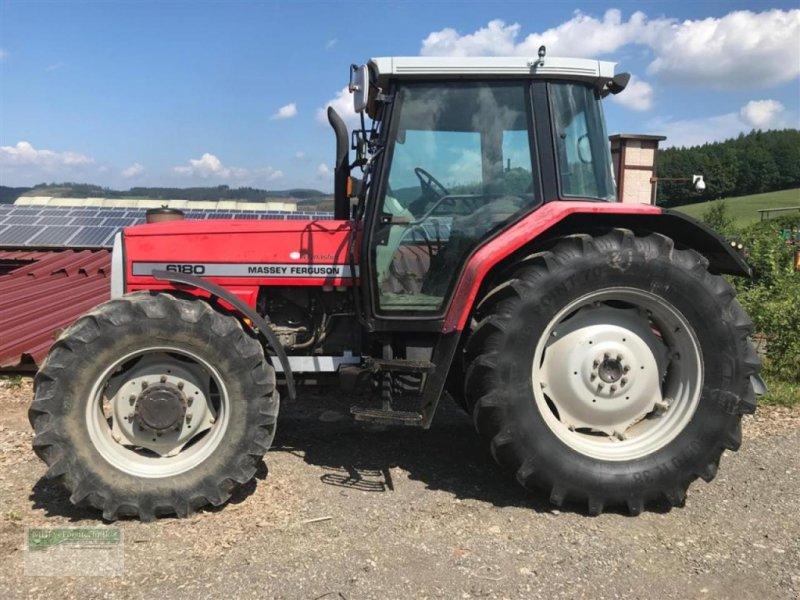 Traktor typu Massey Ferguson 6180 A, Gebrauchtmaschine w Kirchhundem (Zdjęcie 1)