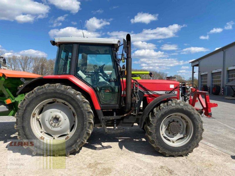 Traktor des Typs Massey Ferguson 6180 A, Gebrauchtmaschine in Ebeleben (Bild 1)