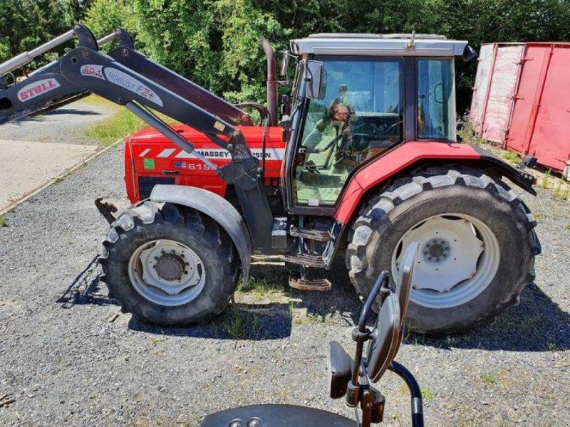 Traktor des Typs Massey Ferguson 6190 A, Gebrauchtmaschine in Schladen (Bild 3)