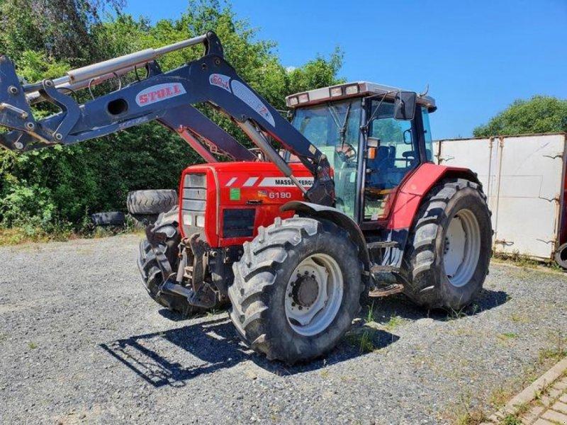 Traktor des Typs Massey Ferguson 6190 A, Gebrauchtmaschine in Schladen (Bild 1)