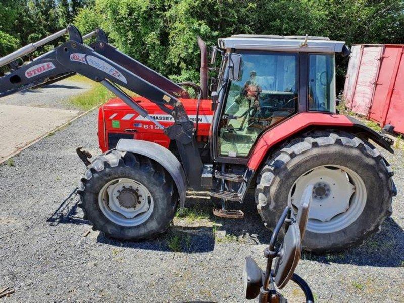 Traktor des Typs Massey Ferguson 6190 A, Gebrauchtmaschine in Schladen (Bild 5)