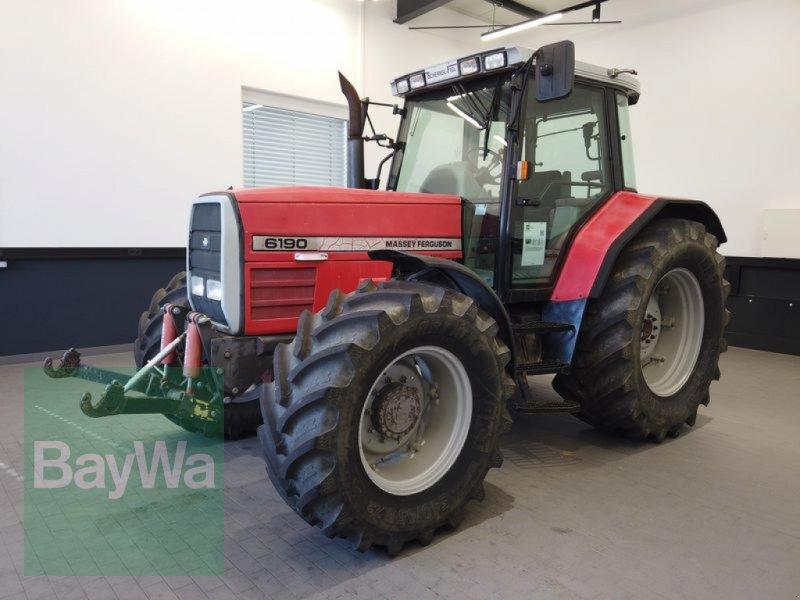 Traktor typu Massey Ferguson 6190 A, Gebrauchtmaschine v Manching (Obrázok 1)