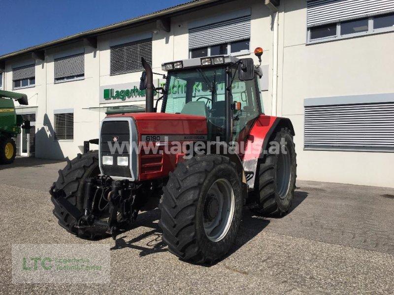 Traktor des Typs Massey Ferguson 6190 DYNA SHIFT, Gebrauchtmaschine in Korneuburg (Bild 1)